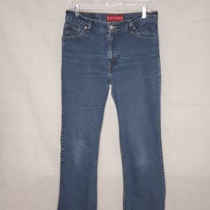 Women's Levi's boot cut stretch Jr's size 13